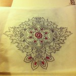 Mandala Artwork by Joe Galloway