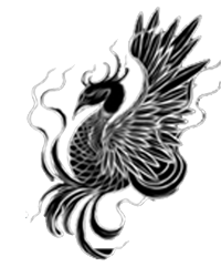 phoenix tattoo logo